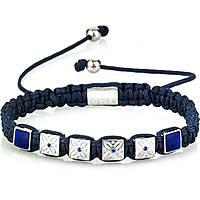 bracelet man jewellery Gerba Silver Luxury GS07