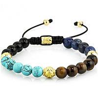 bracelet man jewellery Gerba Stone ANTIGUA