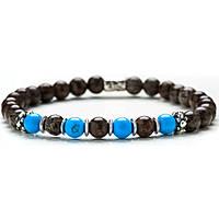 bracelet man jewellery Gerba Stone Classic MORRISH
