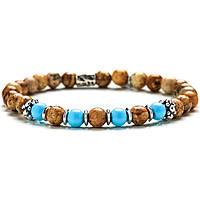 bracelet man jewellery Gerba Stone Classic NAJIB