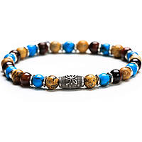 bracelet man jewellery Gerba Stone Classic SAHARA