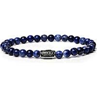 bracelet man jewellery Gerba Stone Classic SUMMER BLUE