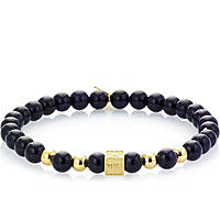 bracelet man jewellery Gerba Stone EDWARD
