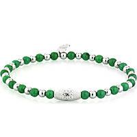 bracelet man jewellery Gerba Stone FOUR GREEN