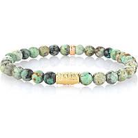 bracelet man jewellery Gerba Stone GREEN SAVANA