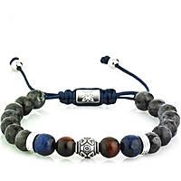 bracelet man jewellery Gerba Stone MYLOS