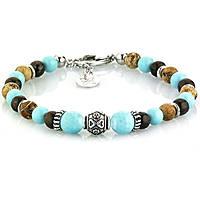 bracelet man jewellery Gerba Stone TURQUOISE COLORS