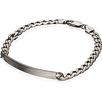 bracelet man jewellery GioiaPura GPSRSBR0459-CF