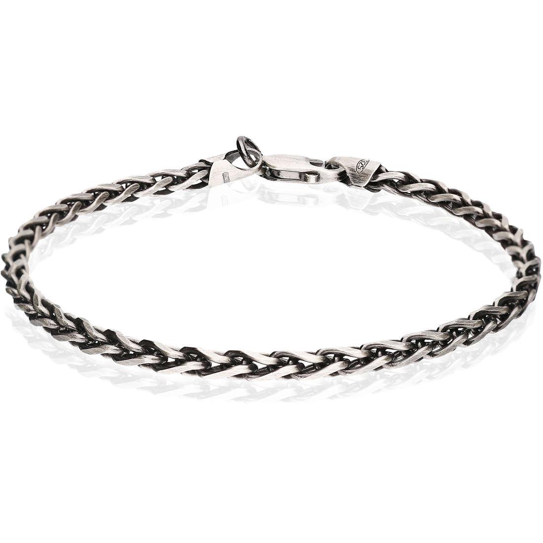 bracelet man jewellery GioiaPura GPSRSBR1186