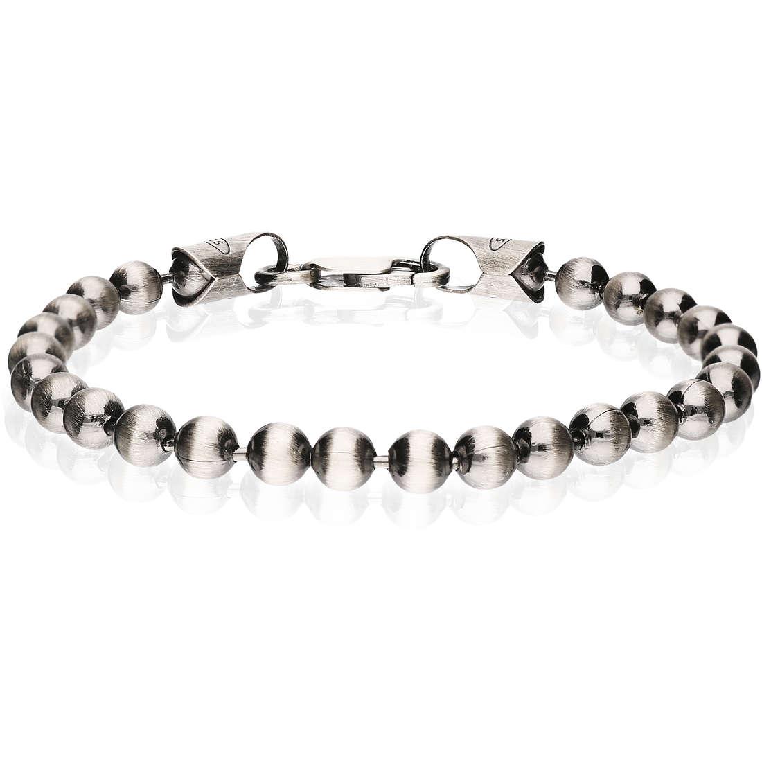 bracelet man jewellery GioiaPura GPSRSBR1561