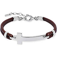 bracelet man jewellery Jack&co Cross-Over JUB0031