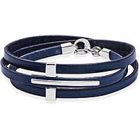 bracelet man jewellery Jack&co Cross-Over JUB0037
