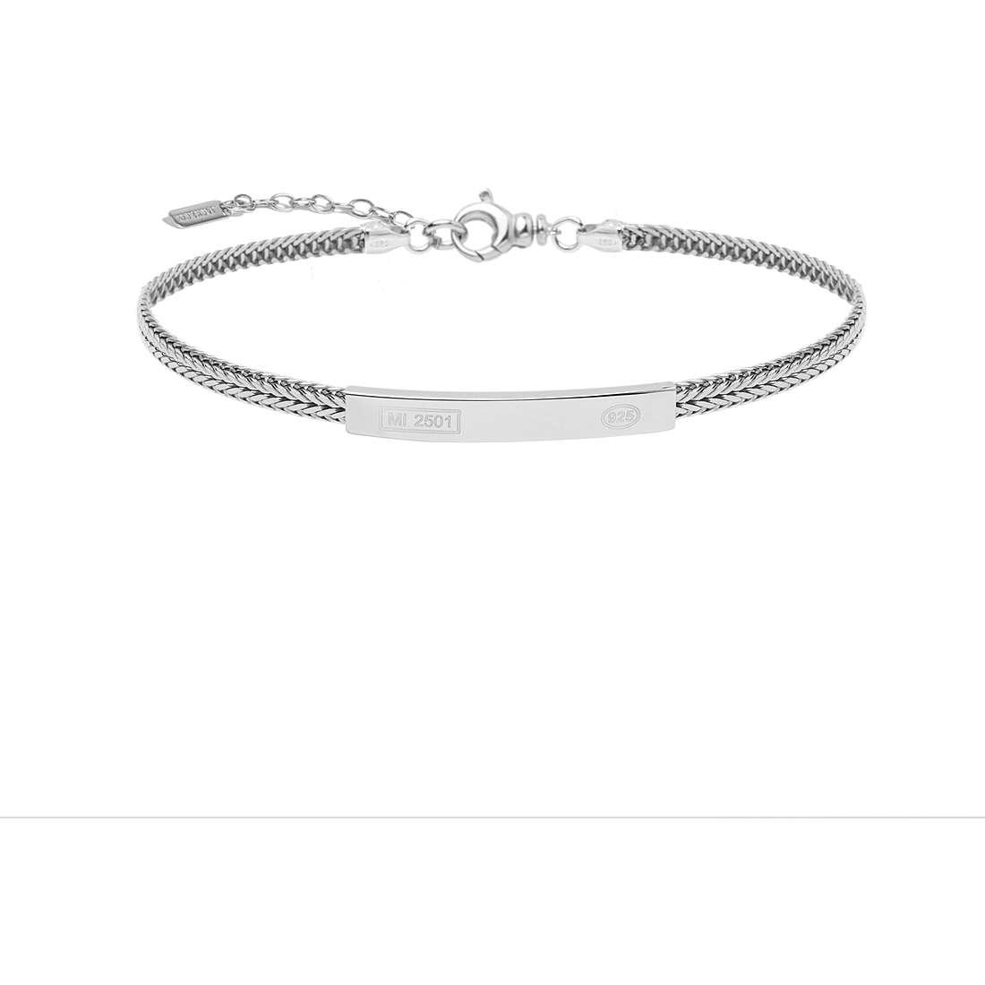 bf266894e0180 bracelet man jewellery Jack&co Gentleman JUB0131