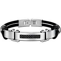 bracelet man jewellery Lotus Style Men In Black LS1182-2/1