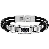 bracelet man jewellery Lotus Style Men In Black LS1182-2/3