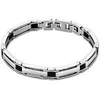 bracelet man jewellery Lotus Style Men In Black LS1575-2/1