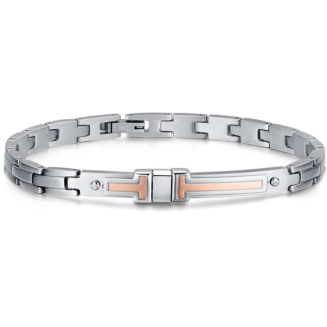 bracelet man jewellery Luca Barra Casual LBBA772