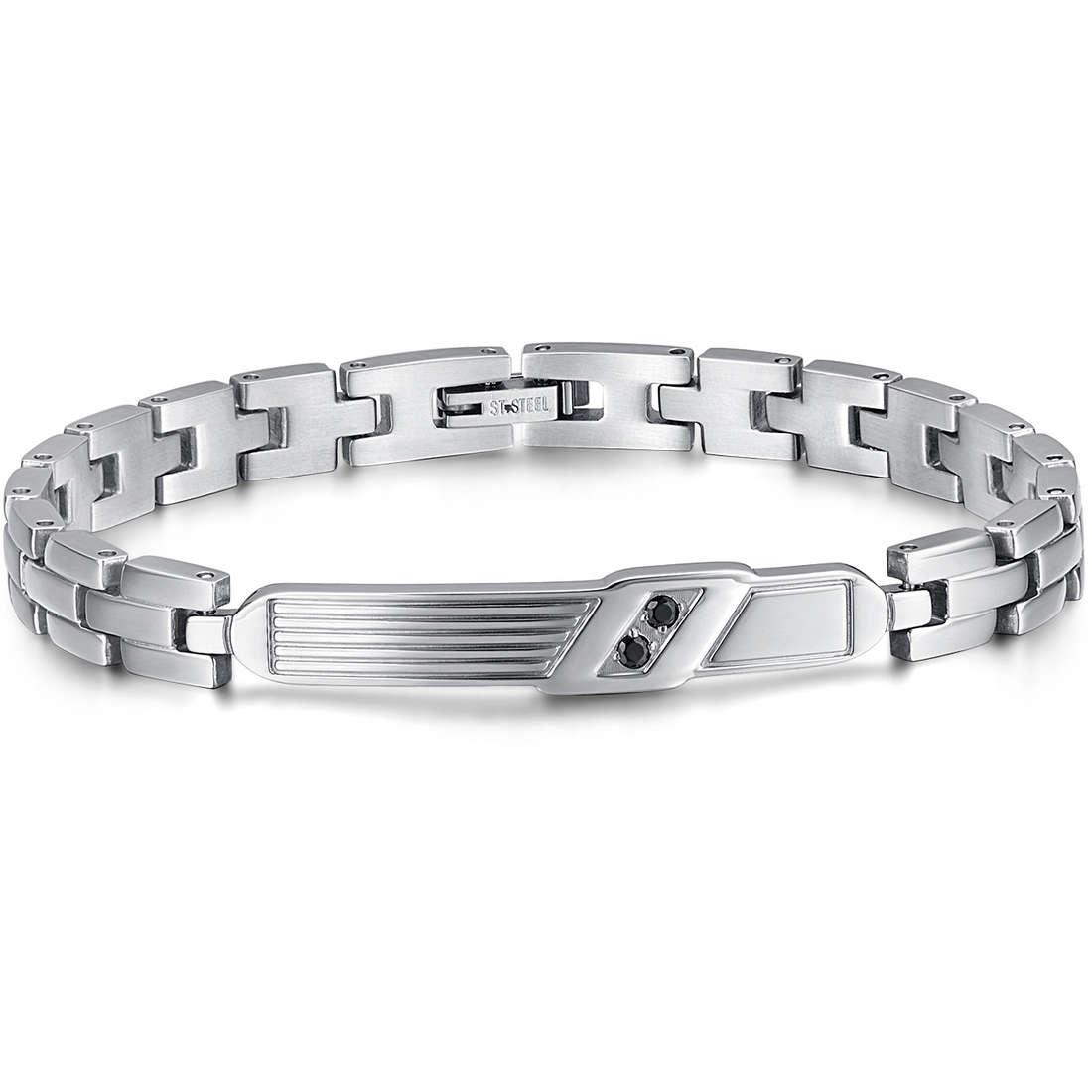 bracelet man jewellery Luca Barra Casual LBBA787