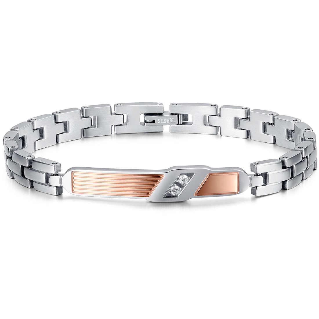 bracelet man jewellery Luca Barra Casual LBBA788