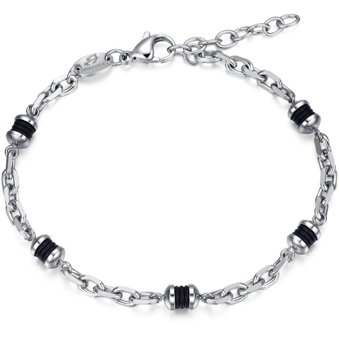 bracelet man jewellery Luca Barra Casual LBBA799