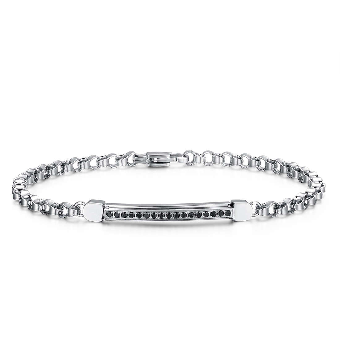 bracelet man jewellery Luca Barra Elegance LBBA760
