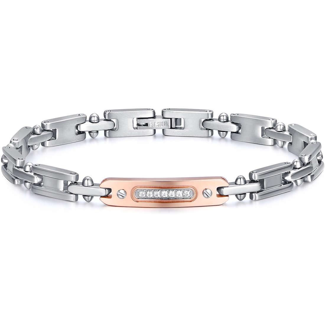 bracelet man jewellery Luca Barra Elegance LBBA768