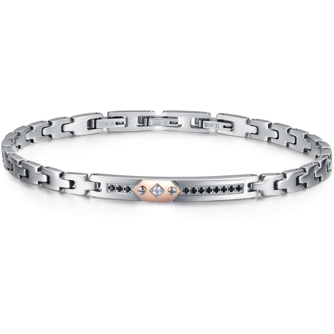 bracelet man jewellery Luca Barra Elegance LBBA769