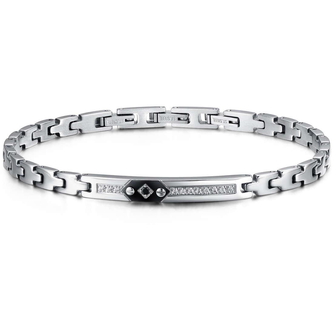 bracelet man jewellery Luca Barra Elegance LBBA770