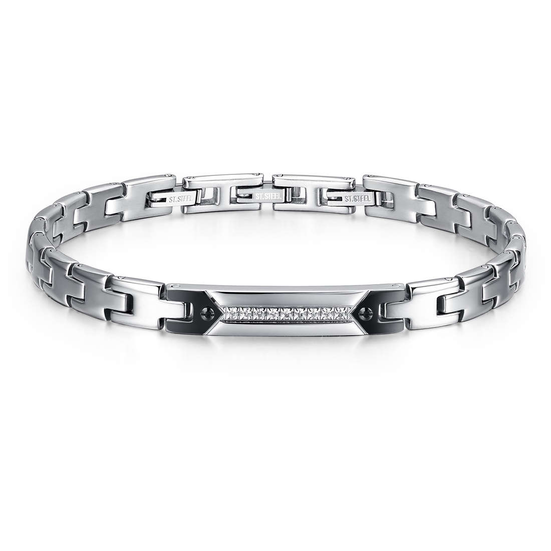 bracelet man jewellery Luca Barra Elegance LBBA774