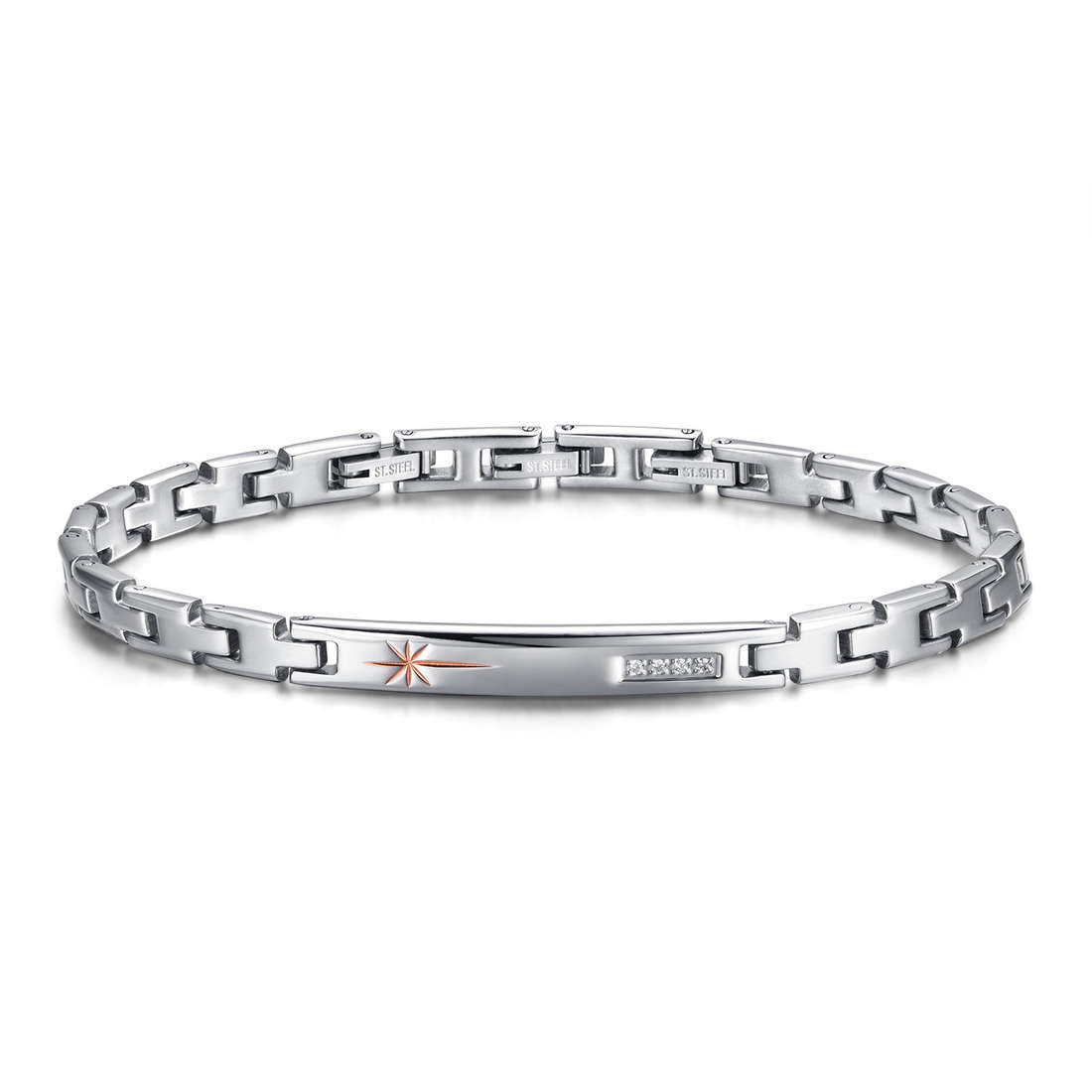 bracelet man jewellery Luca Barra Elegance LBBA775