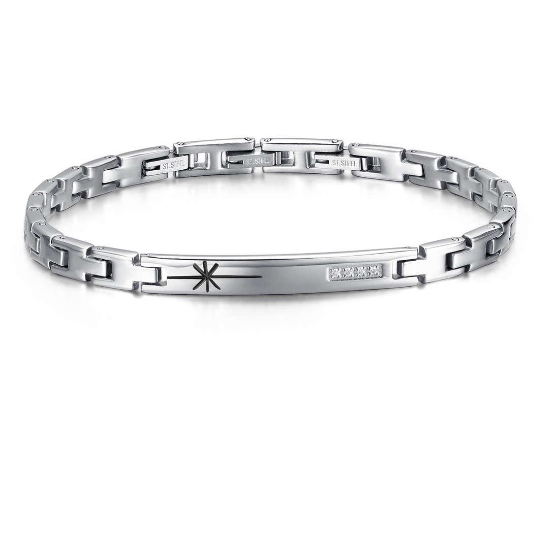 bracelet man jewellery Luca Barra Elegance LBBA776