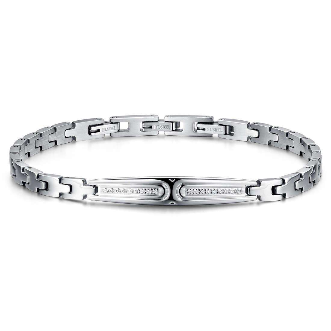 bracelet man jewellery Luca Barra Elegance LBBA777