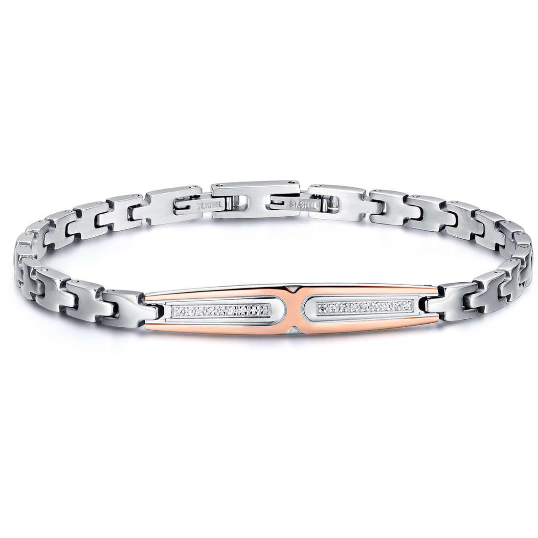 bracelet man jewellery Luca Barra Elegance LBBA778