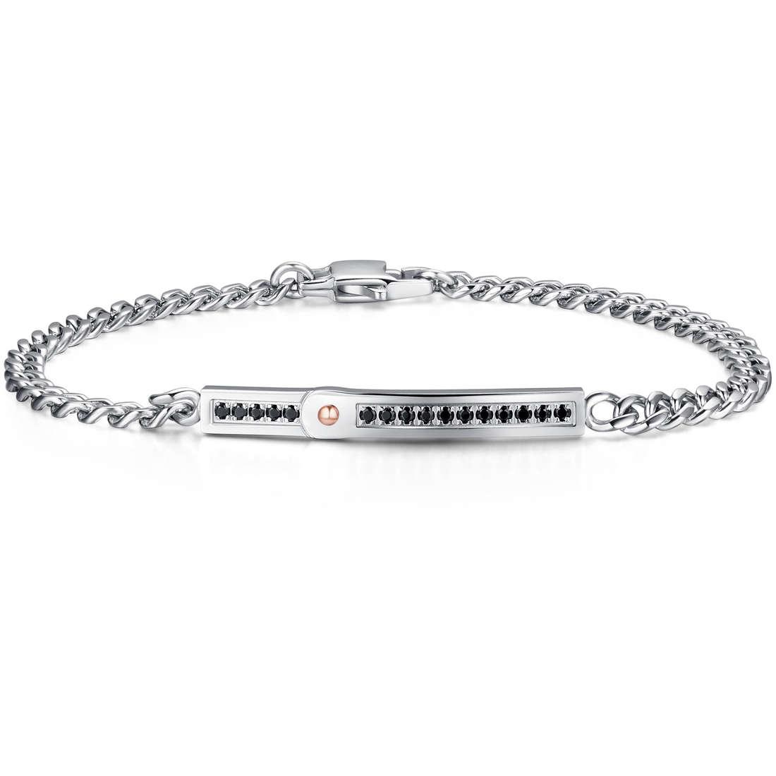 bracelet man jewellery Luca Barra Elegance LBBA781