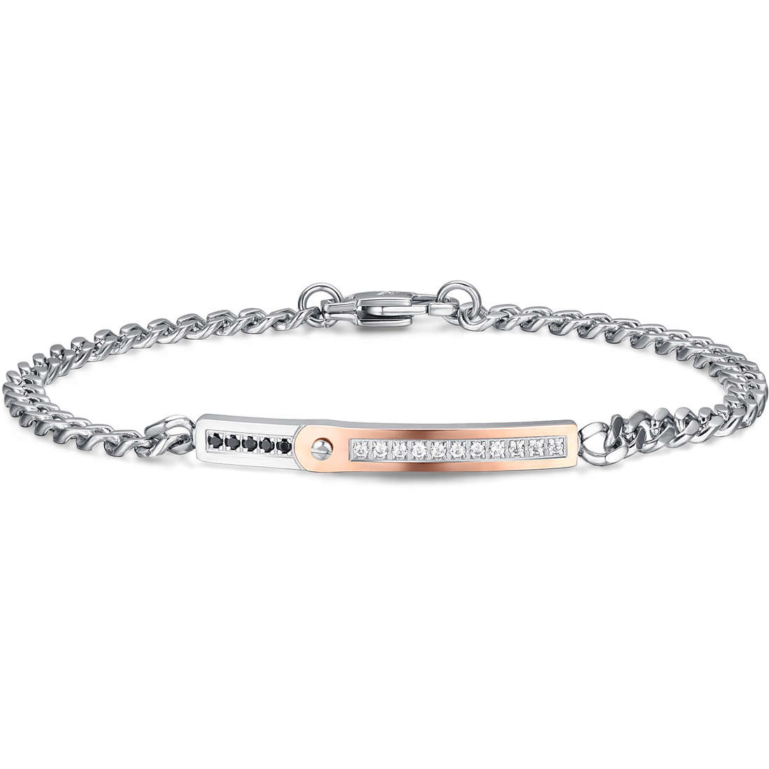 bracelet man jewellery Luca Barra Elegance LBBA782