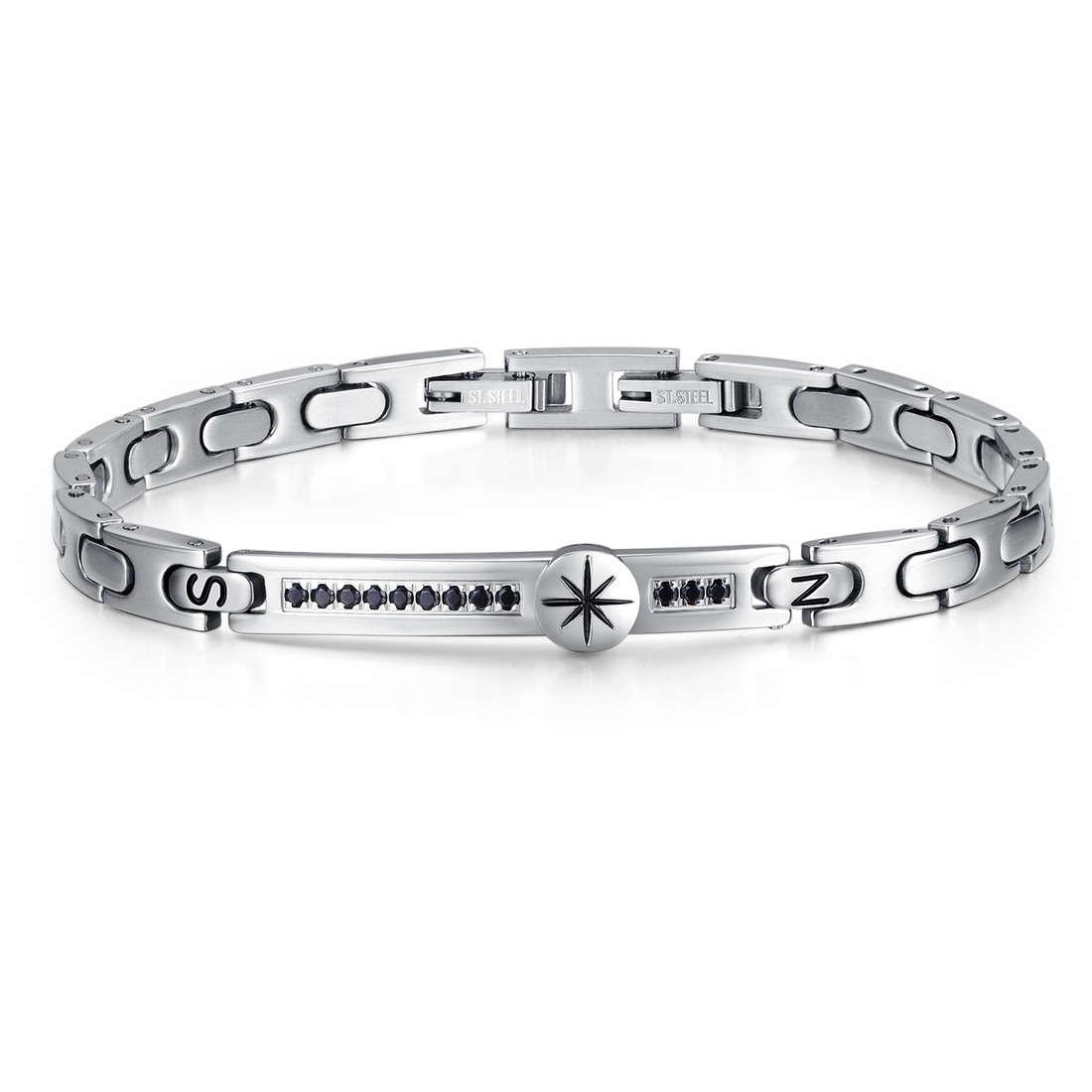 bracelet man jewellery Luca Barra Elegance LBBA786