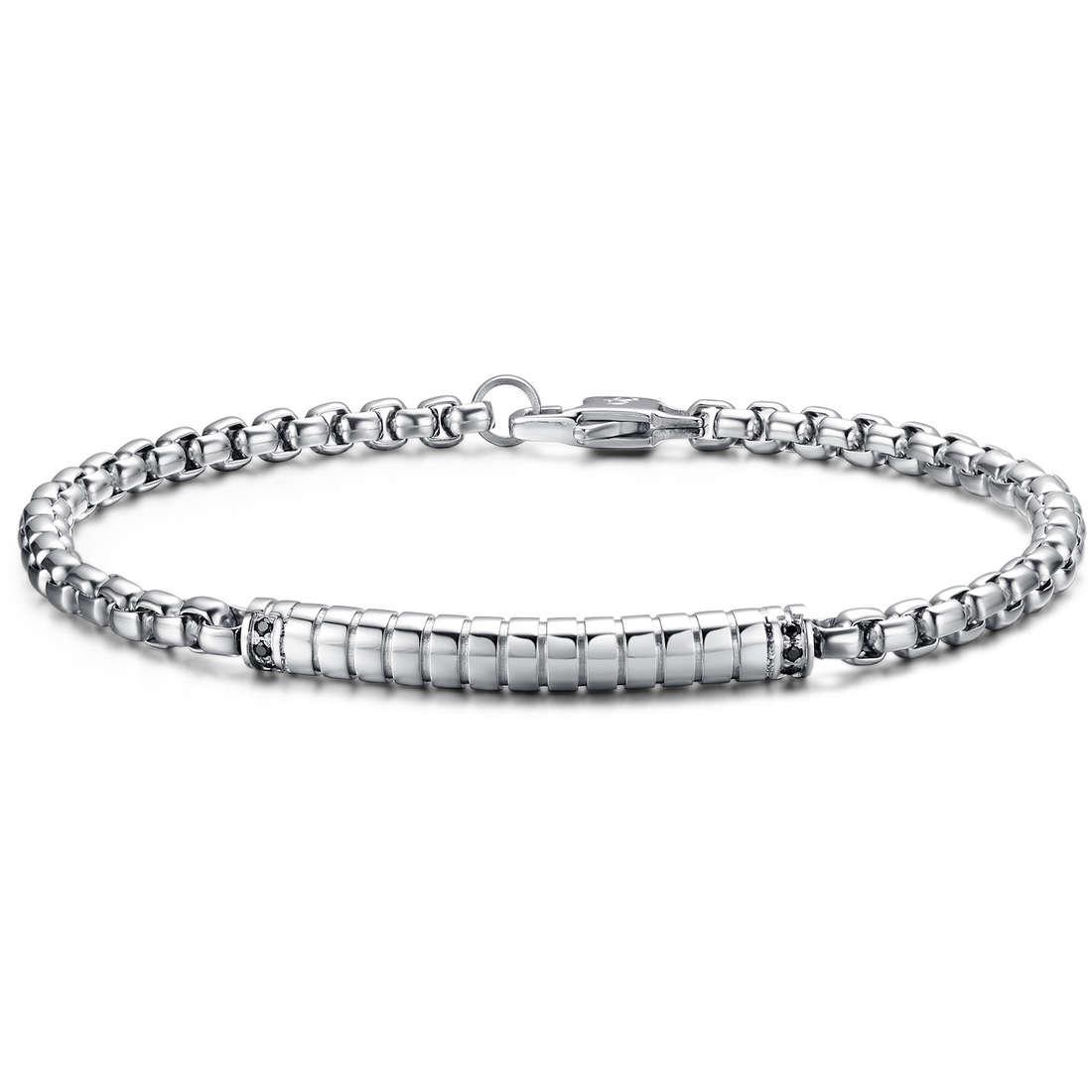 bracelet man jewellery Luca Barra Elegance LBBA791
