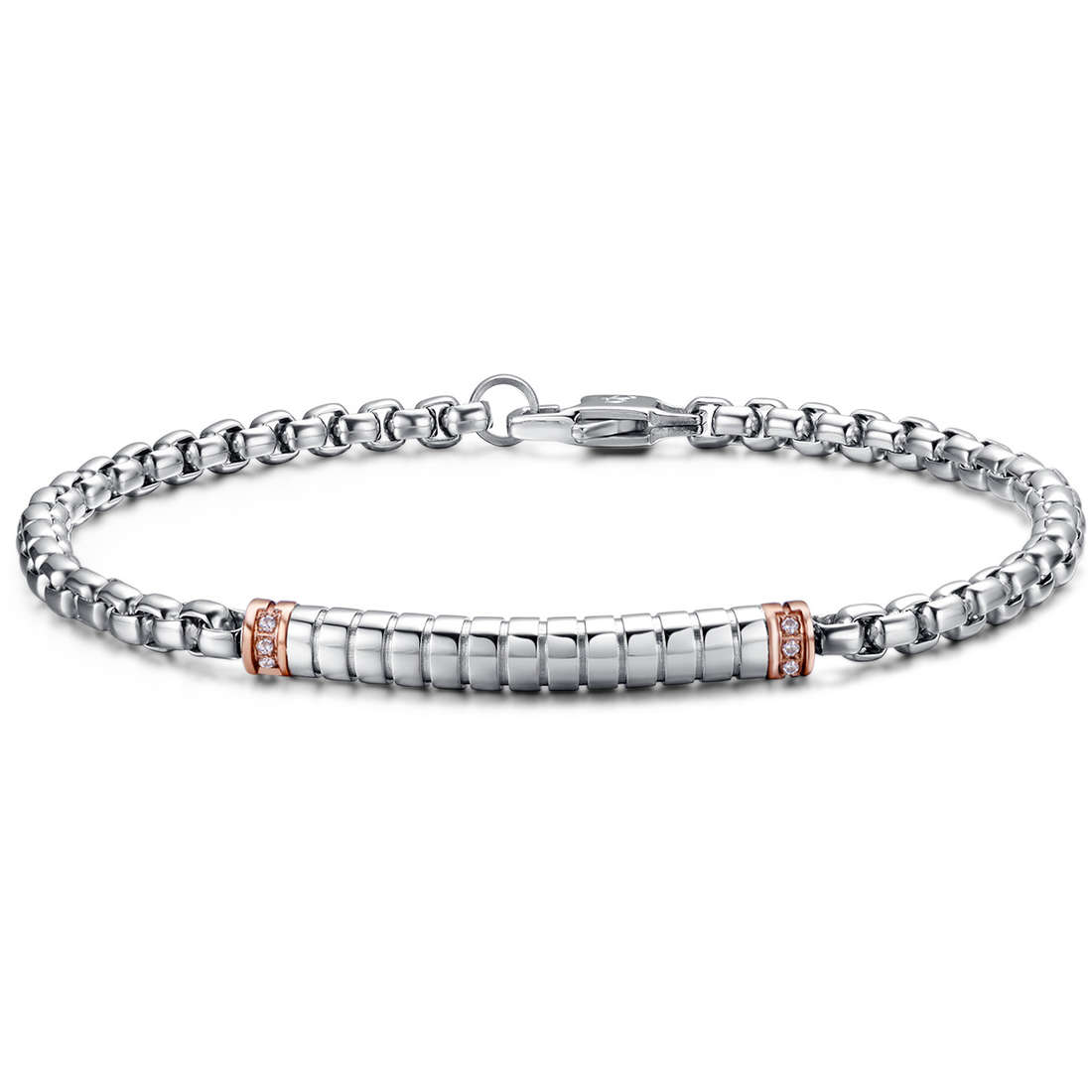 bracelet man jewellery Luca Barra Elegance LBBA792