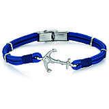 bracelet man jewellery Luca Barra LBBA1001
