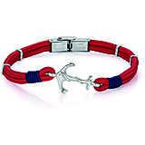 bracelet man jewellery Luca Barra LBBA1002