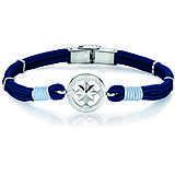 bracelet man jewellery Luca Barra LBBA1004