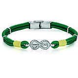bracelet man jewellery Luca Barra LBBA1007