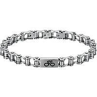 bracelet man jewellery Luca Barra LBBA1030