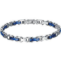 bracelet man jewellery Luca Barra LBBA447