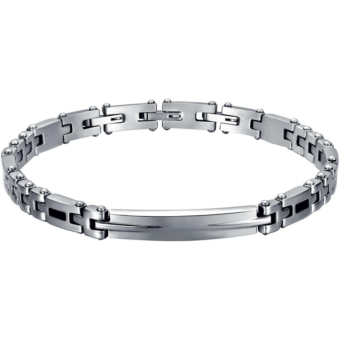 bracelet man jewellery Luca Barra LBBA451