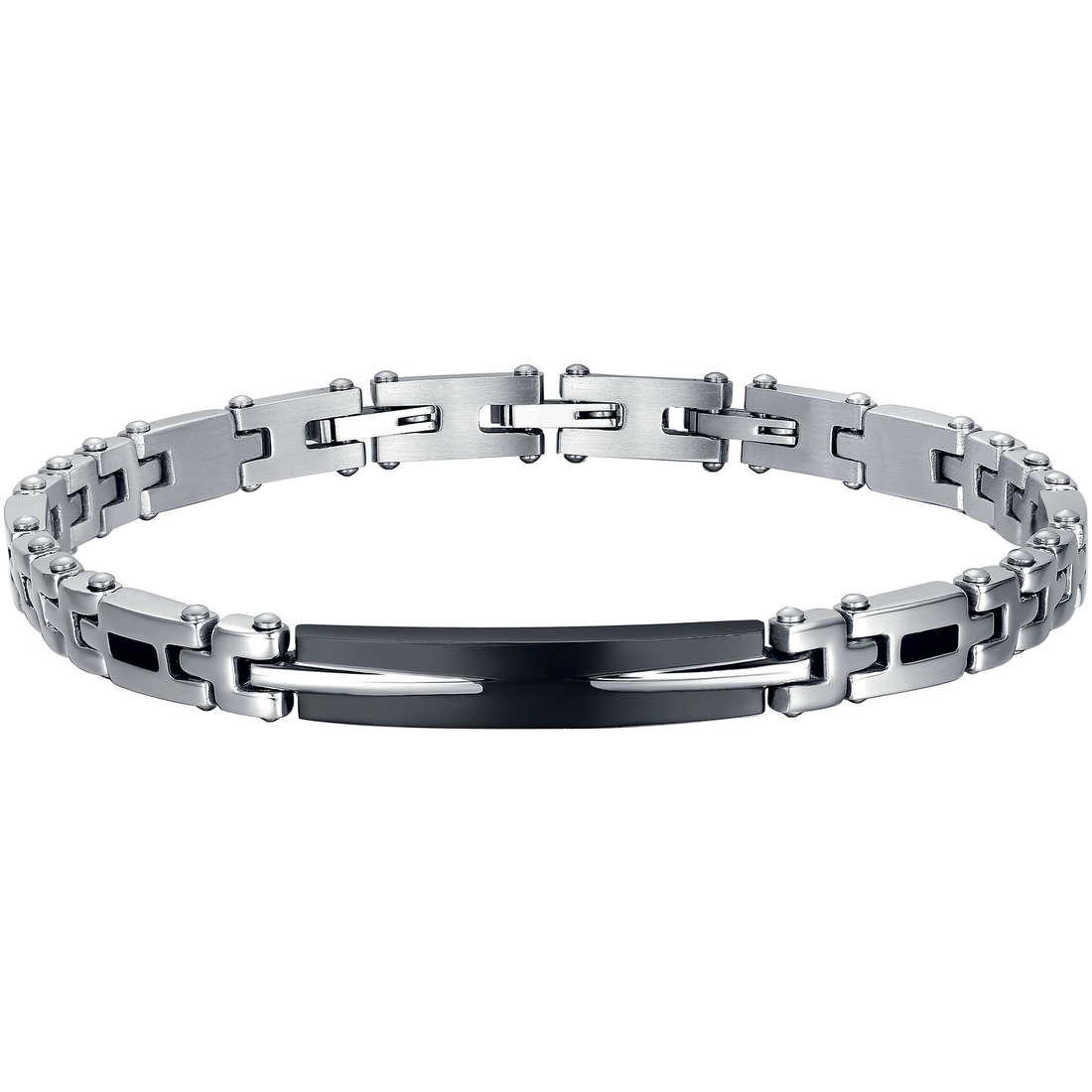 bracelet man jewellery Luca Barra LBBA452