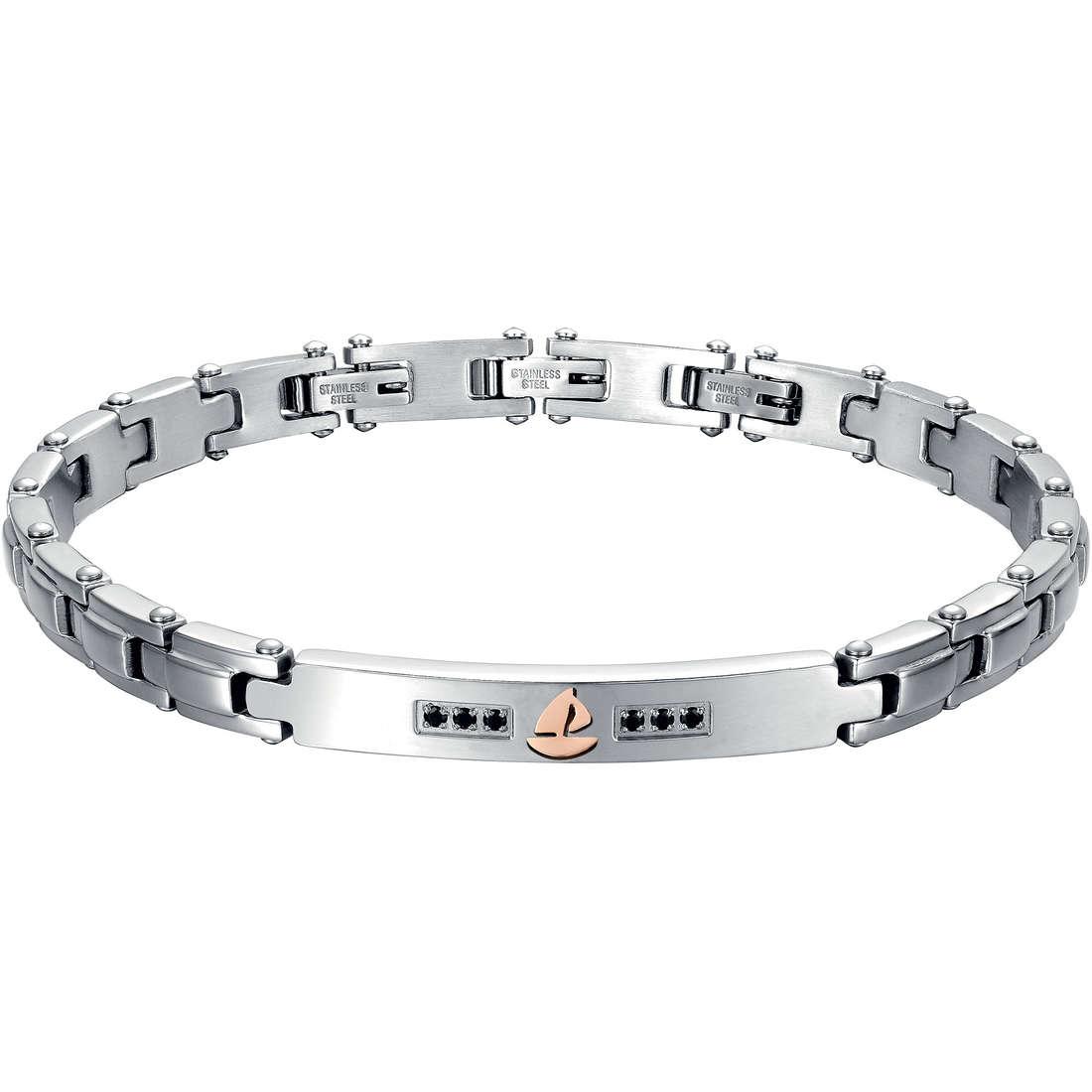 bracelet man jewellery Luca Barra LBBA462