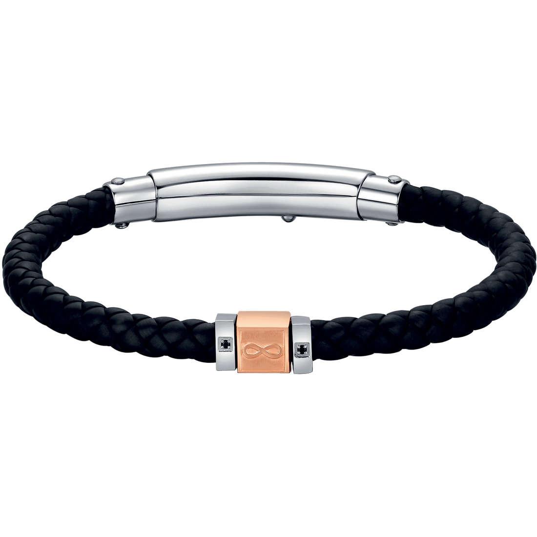 bracelet man jewellery Luca Barra LBBA494