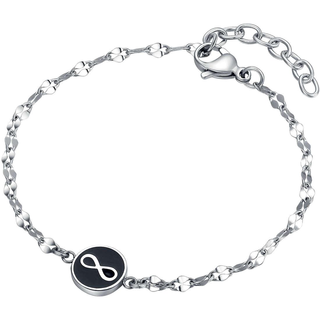 bracelet man jewellery Luca Barra LBBA495