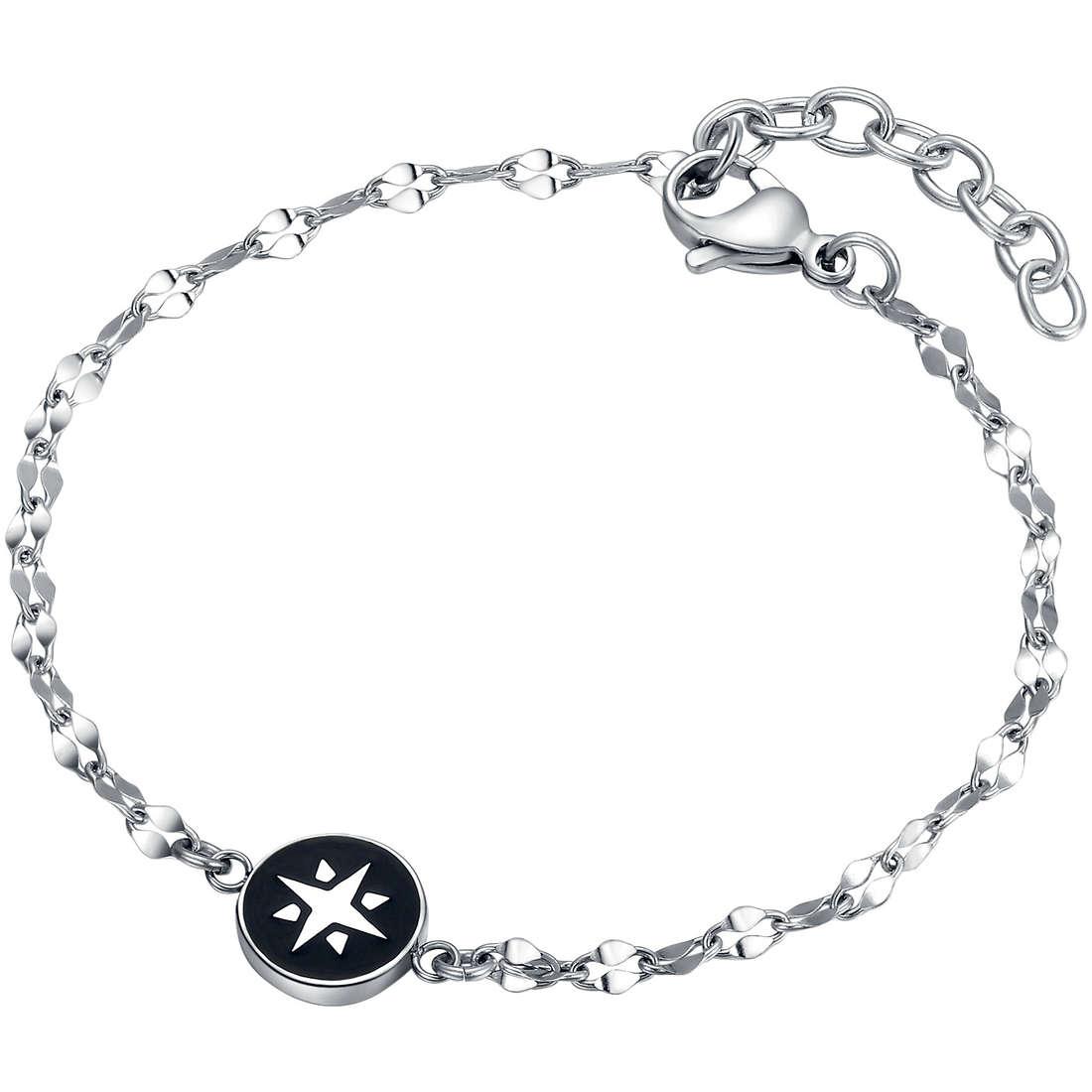 bracelet man jewellery Luca Barra LBBA498